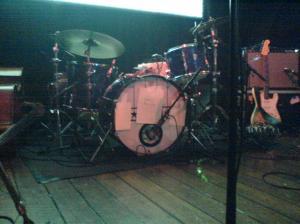 Ghost Trucker drumstel